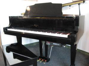 Weber Grand Piano Player-system
