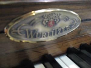 Wurlitzer model 2760 Console