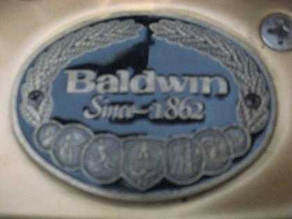 Baldwin model L Grand