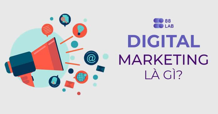 digital marketing là gì