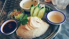 池袋キャバクラはちみつくろーばー しずか タイ料理画像