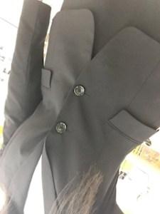 池袋JK制服キャバクラはちみつくろーばー まい 証明写真