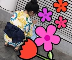 池袋JK制服キャバクラ【はちみつくろーばー】れいら 浴衣