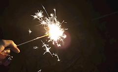 池袋JK制服キャバクラ【はちみつくろーばー】友達と花火