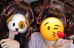 池袋JK制服キャバクラ【はちみつくろーばー】きり みわちゃんとハンバーガー屋