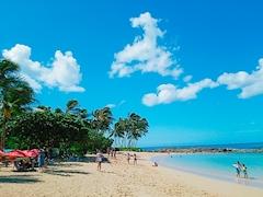 池袋JK制服キャバクラ【はちみつくろーばー】ともか ハワイ旅行