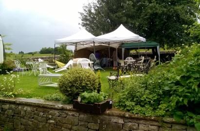 3 cycle cafe garden