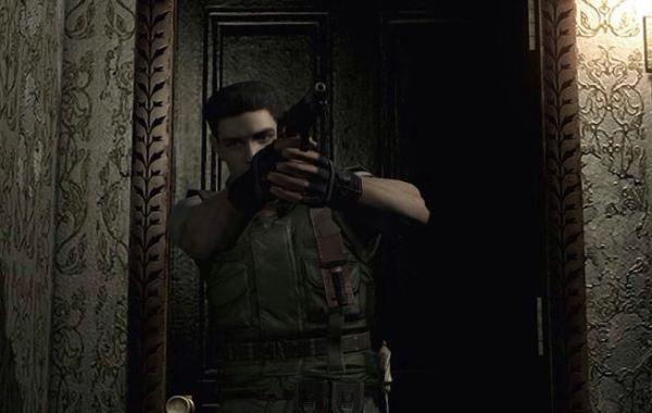 Resident Evil remake HD 8Bit/Digi