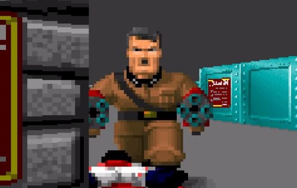 John Romero Castle Wolfenstein 8Bit/Digi
