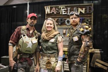 Wasteland Exports SacAnime Summer 2017 8Bit/Digi