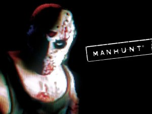 Manhunt, horror game