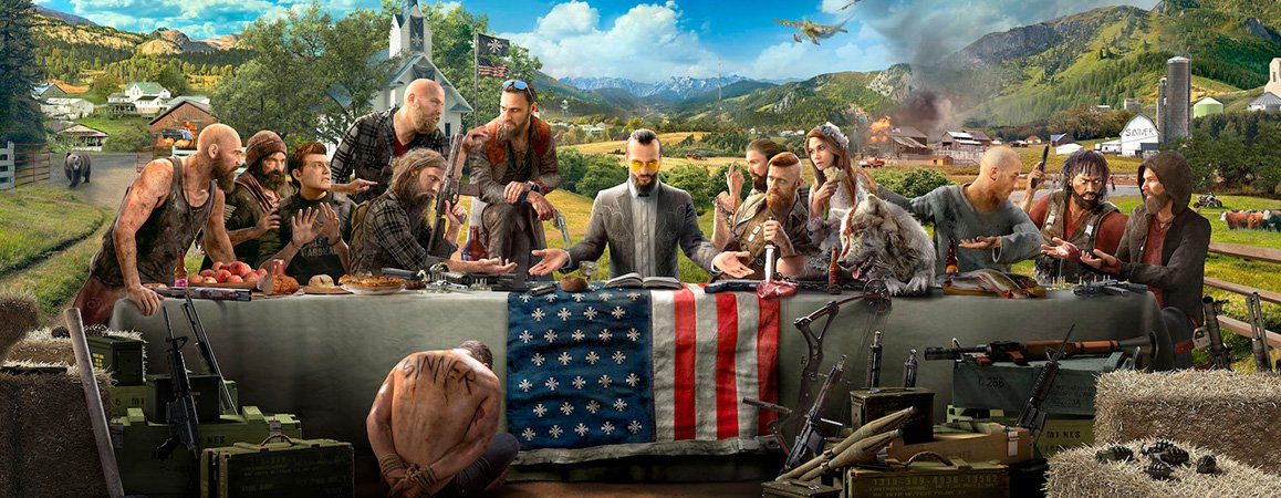 John Carpenter Is A Fan Of Far Cry 5 8bit Digi