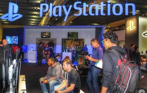 PlayStation GDC 2018 8Bit/Digi