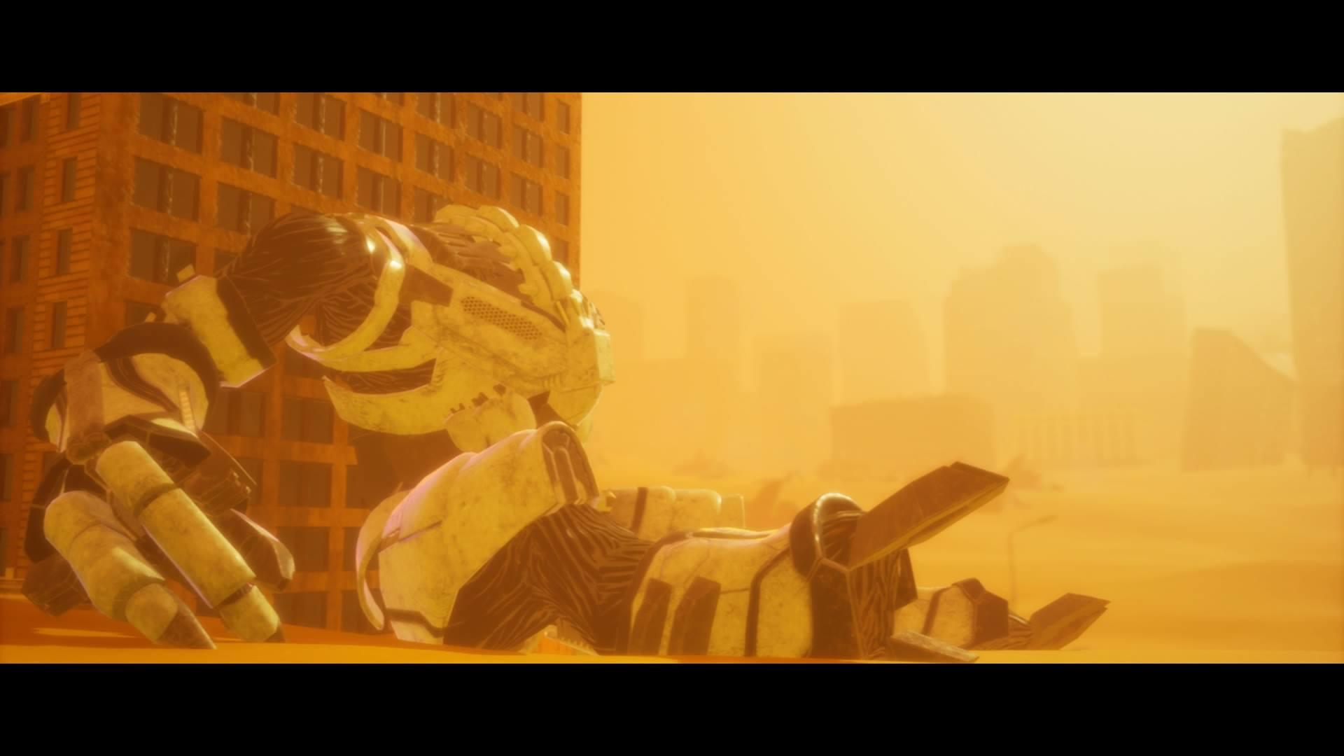 Earth Defense Force: Iron Rain (PS4)