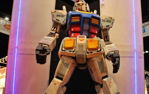 Anime Expo Gundam