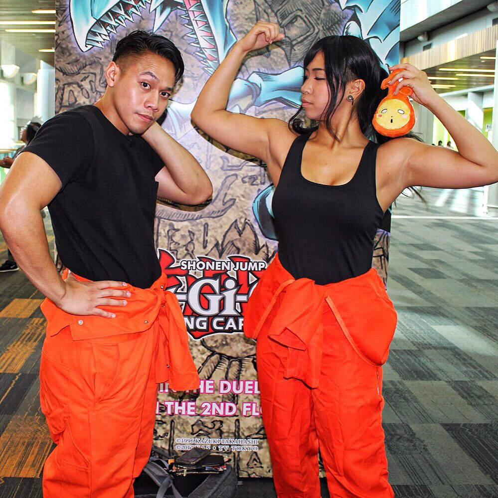 Crunchyroll Expo 2019 Fire Force Cosplay