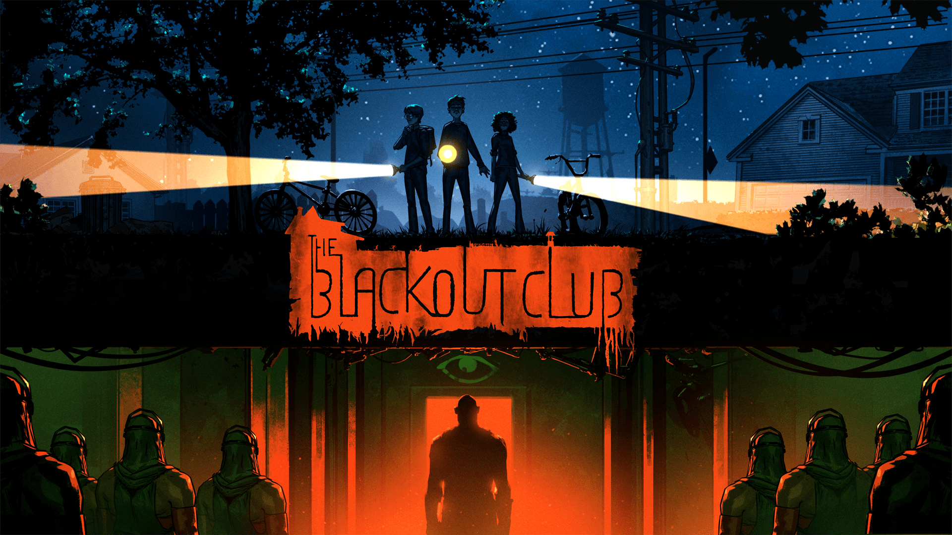 The Blackout Club (PS4)