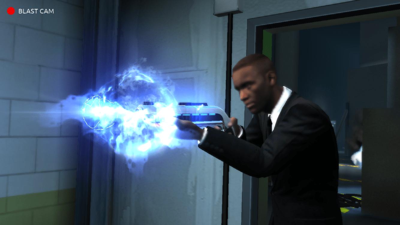 Men in Black Galaxy Defenders 8Bit/Digi
