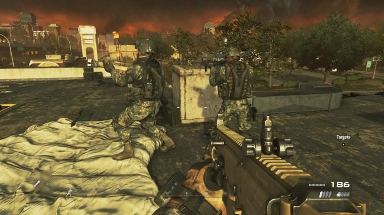 Call of Duty Modern Warfare 2 Campaign Remastered 8Bit/Digi