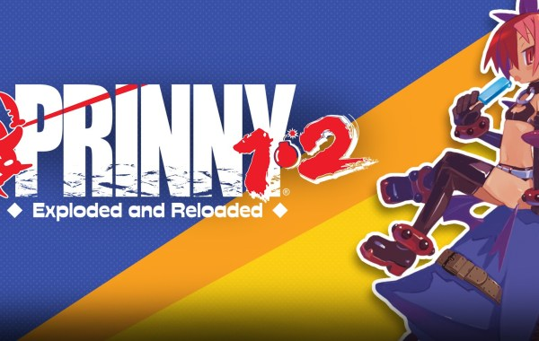 Prinny 1•2: Exploded and Reloaded 8Bit/Digi