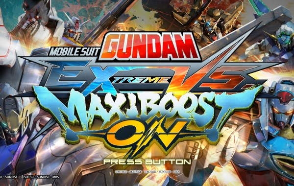 Mobile Suit Gundam: Extreme Vs. Maxi Boost ON 8Bit/Digi