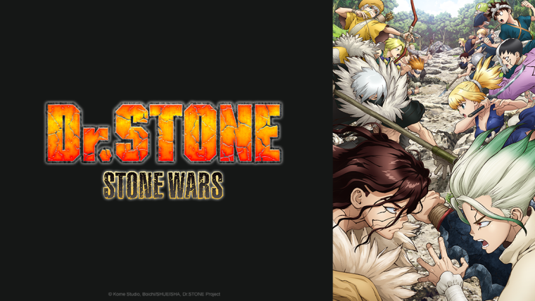 Season 2 of Dr. Stone Gets a Premiere Date. 8Bit/Digi