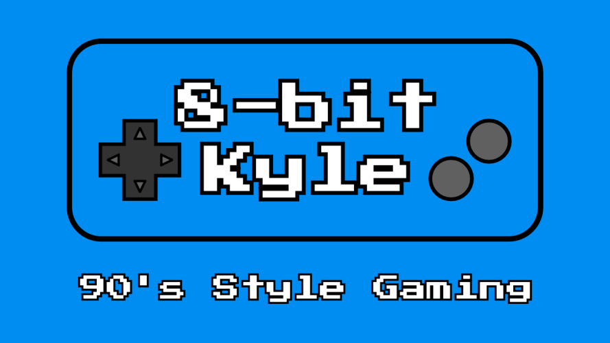 The New 8BitKyle Website!