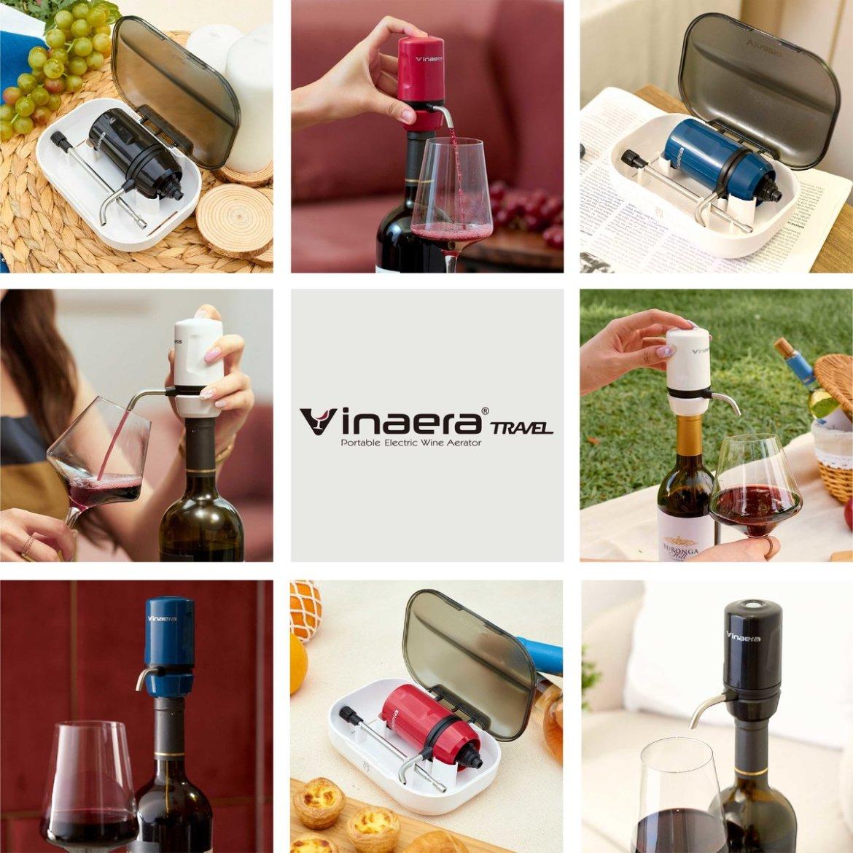 Vinaera Travel 攜帶式電子醒酒器