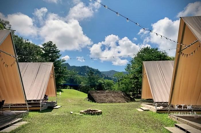 露營紀錄|台中太平|蟬說:山中靜靜|Glamping豪華露營初體驗|露營新手入門|體驗大自然