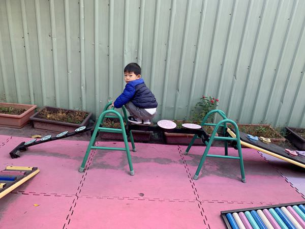 北大幼兒園體能訓練器材
