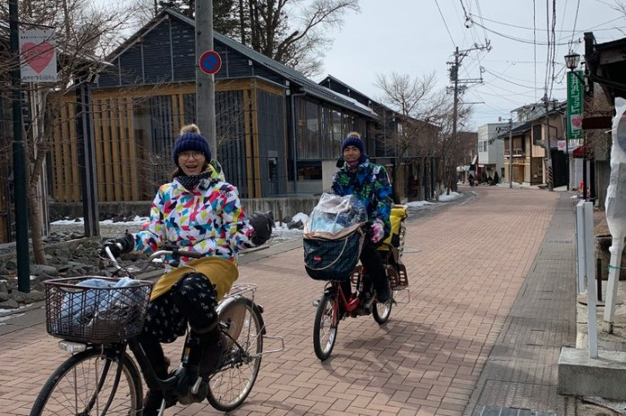 [遊記] 2019過年八天七夜 日本東北親子自助遊 Day 6 輕井澤一日遊