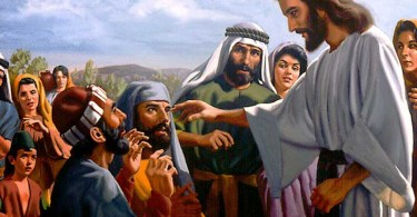Иисус Христос сострадает нам