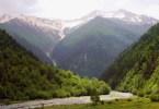 Исцеления в Южной Осетии