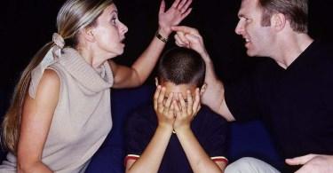 Перебранки супругов приводят к болезням