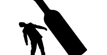 Лестница падения зависимого человека