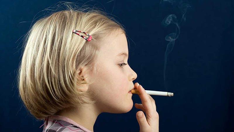 Вы узнали, что ваш ребёнок курит