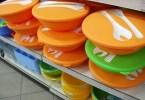 Маркировка пластиковой посуды