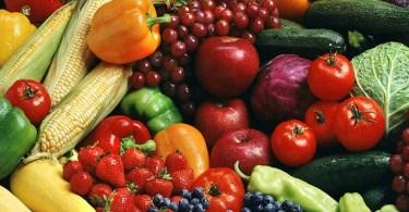 Без овощей и фруктов – никак!