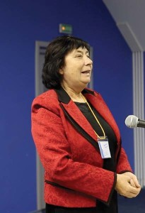 Людмила Верлан, руководитель центра «Росток»