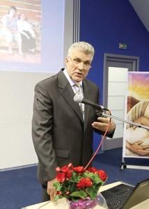 Валерий Васиков, руководитель центра «Сострадание»