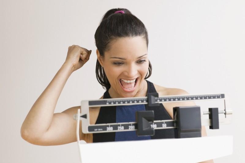 Если хотите похудеть, взвешивайтесь каждый день