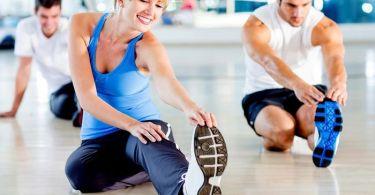 Физические упражнения помогут справиться с зависимостью
