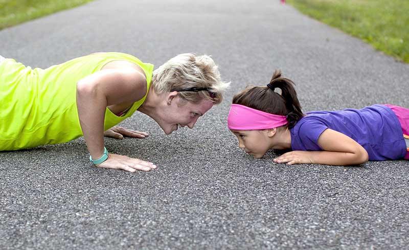 Четыре простых упражнения для укрепления мышц