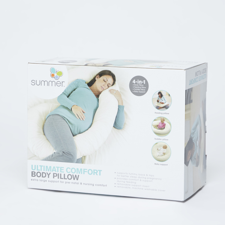 summer infant ultimate comfort body pillow