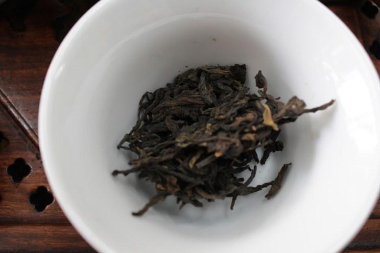 Puer Tea 龍馬同慶號 90年代 生普