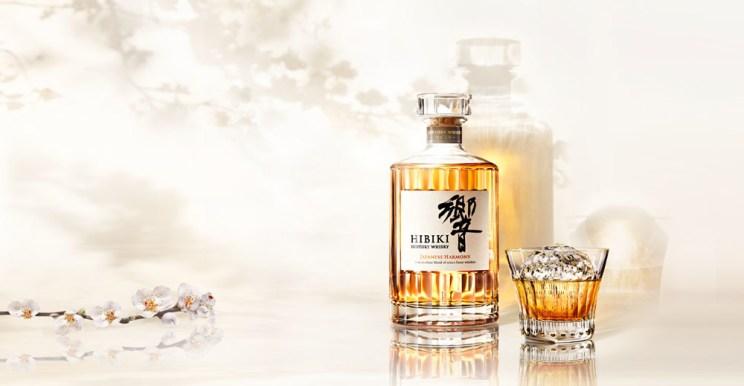 Suntory-Hibiki HARMONY NAS Blended Whisky 三得利-響 無年份威士忌