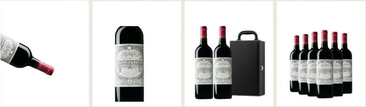 法國周伯通副牌 Duluc De Ducru Bordeaux St Julien