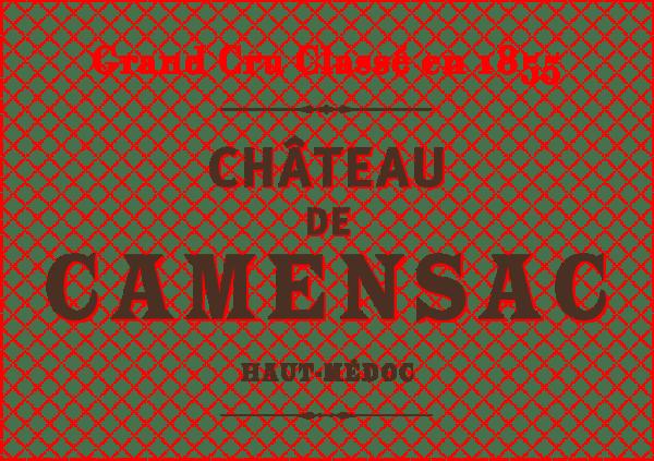 卡門薩克 法國五級酒莊 Chateau Camensac 2012