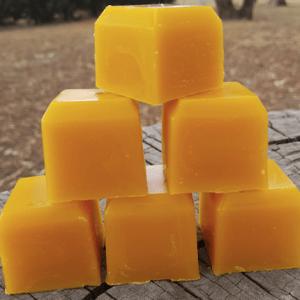 Honey, beeswax blocks, propolis & furniture polish