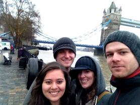 TOWER BRIDGE AND FRIENDS
